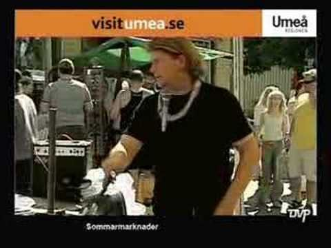 Visit Umea - YouTube