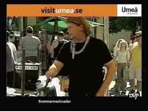 Visit Umea - YouTube