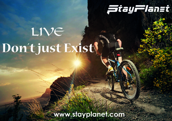 Live, Don't just exist. #travel #quote