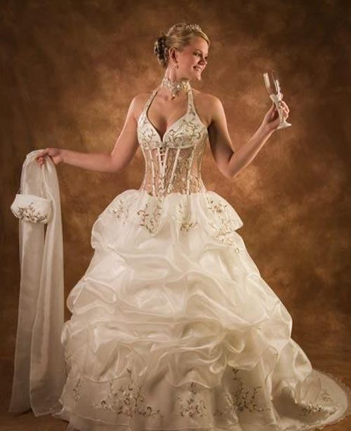 Funky Wedding Gowns: Funky-Wedding-Dresses-Collection-Spring-Summer-2011.jpg