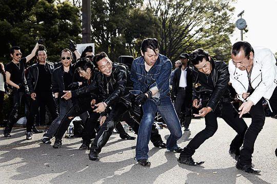 Tokyo's rockabilly scene - Photo 1 - Pictures - CBS News