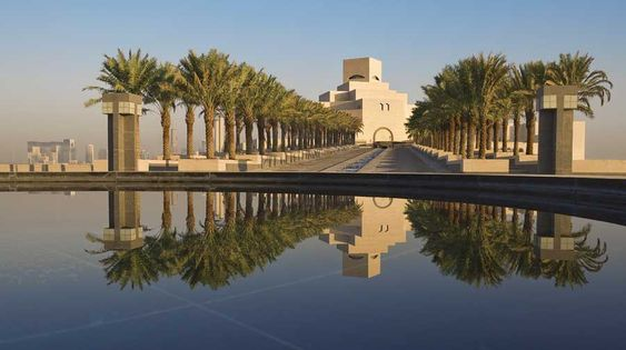 The Museum of Islamic Art , Doha