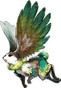 ❤--❤ looks like a child of bunnymund and toothiana