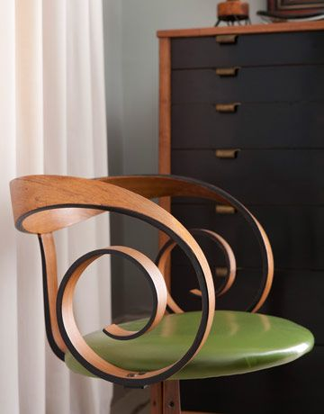 George Mulhauser chair.