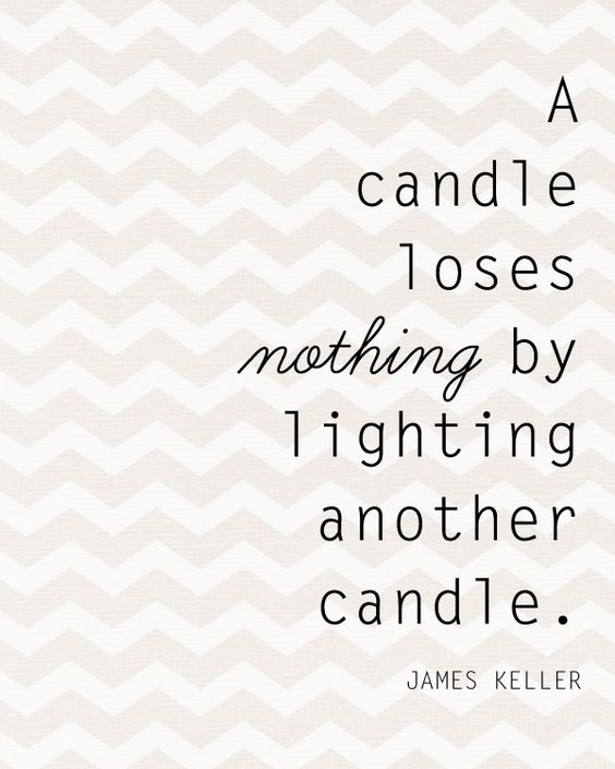 Sunday Encouragement: Candles {2.9.14} - Landee See Landee Do: