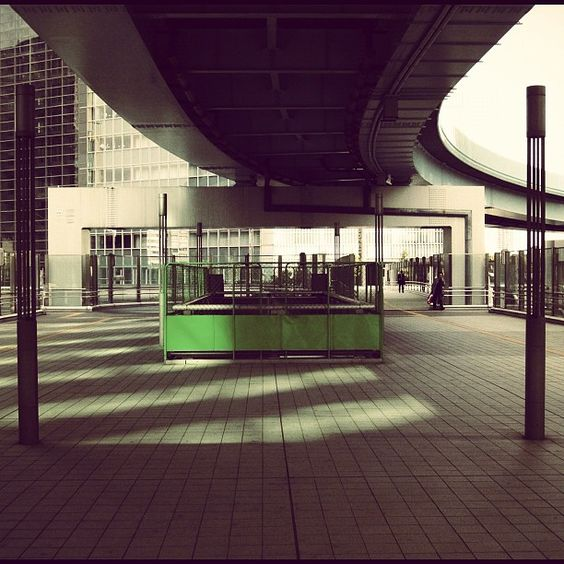 #overhead #structure #tokyo