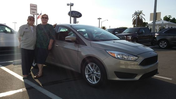 James Slaughter says his car buying experience with Corey Borah was exceptional! Thank you for your purchase Mr. Slaughter! We hope you are enjoying your brand new 2015 Ford Focus and please, if there's anything we can do, don't hesitate to ask... We're here to help! #LakelandAutomall #LakelandFord #FordFocus #2015Focus #Ford #Focus