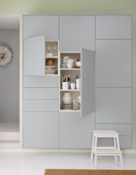 The Inside Scoop on IKEA's New Kitchen Cabinet System:  SEKTION: