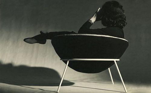 Edición limitada · ¡Nos encanta! · reedición de la BOWL Chair by Lina Bo Bardi