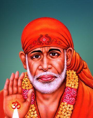 Shirdi Sai Baba Photos Full Hd Wallpapers 1080p Free Download Sai Baba Wallpapers Sai Baba Photos Baba Image
