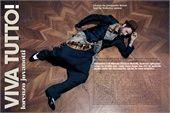 L'Uomo Vogue Issue