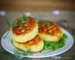 Galette de flocons d'avoine au fromage (facile, rapide) - Une recette CuisineAZ