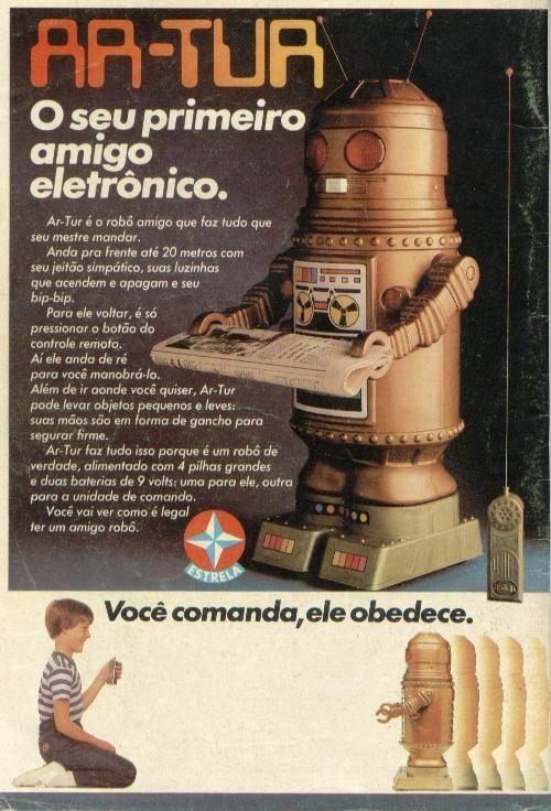 Ar-Tur (1982) | Community Post: 12 Propagandas dos anos 80 para você viajar no tempo: