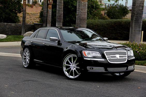 Luxury Vehicle 300: Lexani Custom Luxury Wheels Vehicle Gallery 2012 Chrysler