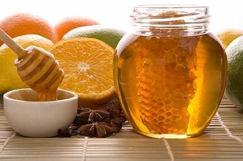 chữa viêm họng bằng mật ong1