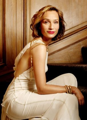 Kristin Scott Thomas fears she will 'just disappear' now that she has reached middle age