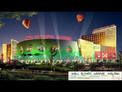 Belanja Di Mall Olympic Garden Mog Wisata Belanja Modern Di Kota Modern Kota Malang