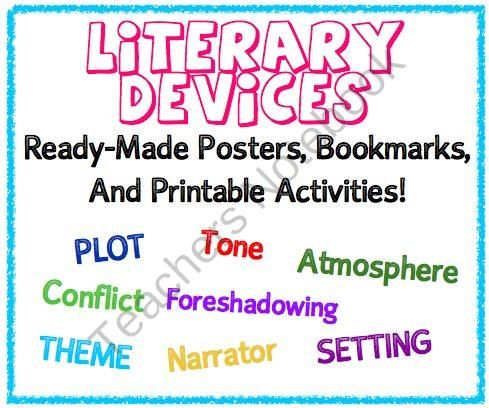 the classes and elements of literature Explore literary elements such as a work's structure, style and themes, as well as the use of figurative language, imagery, symbolism and tone develop your writing skills as you express your ideas and analysis in expository, analytical, and argumentative essays.