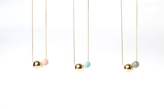 Image of Antares Colgantes/Necklaces
