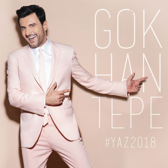 Gökhan Tepe - Yaz (2018) Albüm