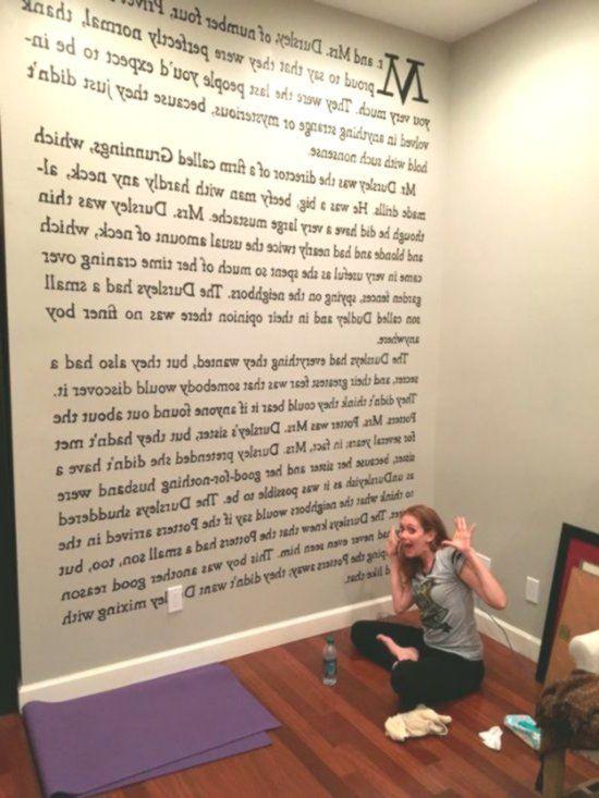 Dekoration Buches Potter Harry Erste Seite Ihre Wand Malt Des Sie Die Andekoration Sie Malt Die Erste Seite Des Har Book Quotes Quotes Life Quotes