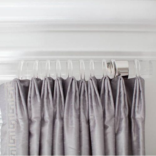 Lucite Curtain Rings Curtain Rings Drapery Hooks Drapery