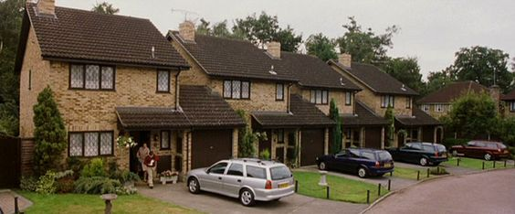 '4 PRIVET DRIVE is the street address of the home owned by Vernon and Petunia Dursley. They lived in this home with their son, Dudley as well as their nephew, Harry Potter, son of Lily Potter, Petunia's late sister and Lily's husband James Potter. Privet Drive lies in the village of Little Whinging, which is located in the county of Surrey, near London in the southeast of England.'