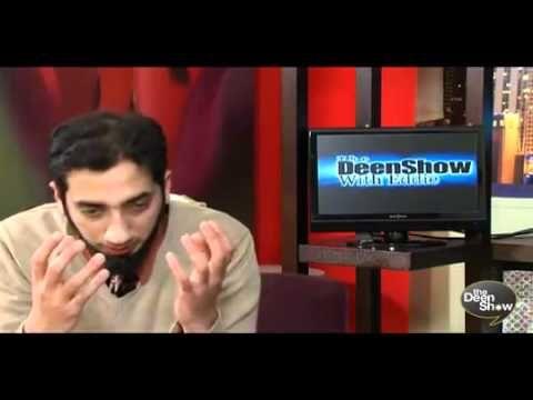 Addiction to Entertainment- Nouman Ali Khan