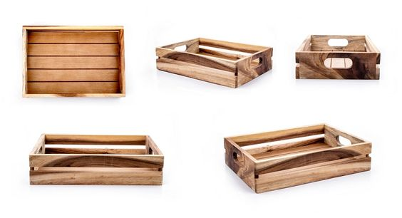 Benefits of Using Timber Cases for Industrial Applications