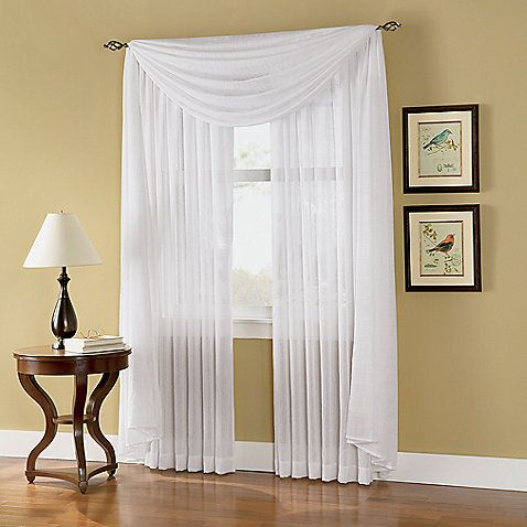 How Will This Look With Lace Floor Length Curtains