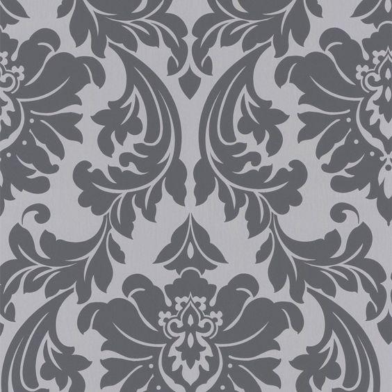 Graham Brown Superfresco Easy Majestic Gray Wallpaper