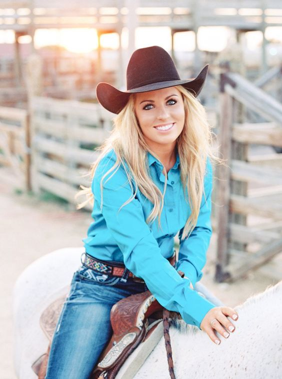 Kirstie Marie Photography 0578 Jessica Holmberg Rodeo