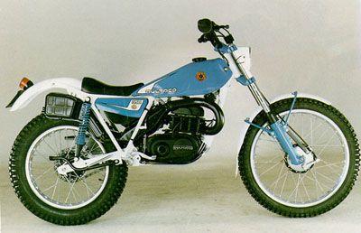 198B Bultaco 250- 350 81-82
