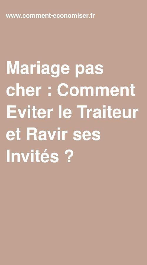 Repas De Mariage Pas Cher