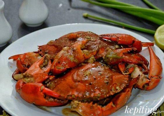 Resep Kepiting Hitam Ala Cak Gundul Oleh Susi Agung Resep Makanan Dan Minuman Kepiting Resep
