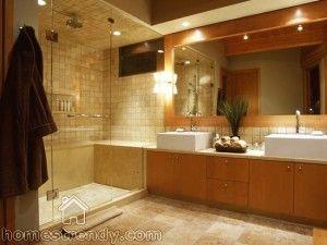 Bathroom lighting ideas | Home Trendy