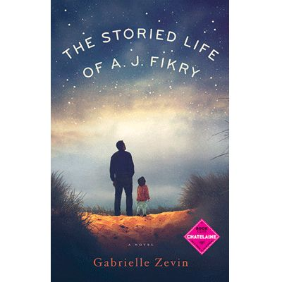 An orphaned child gives a prematurely widowed bookseller a second chance at happiness. Read the review. #gabriellezevin #books