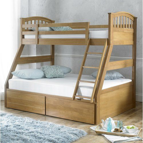 Just Kids Barbican Bunk Bed Bunk Beds With Stairs Bunk Beds