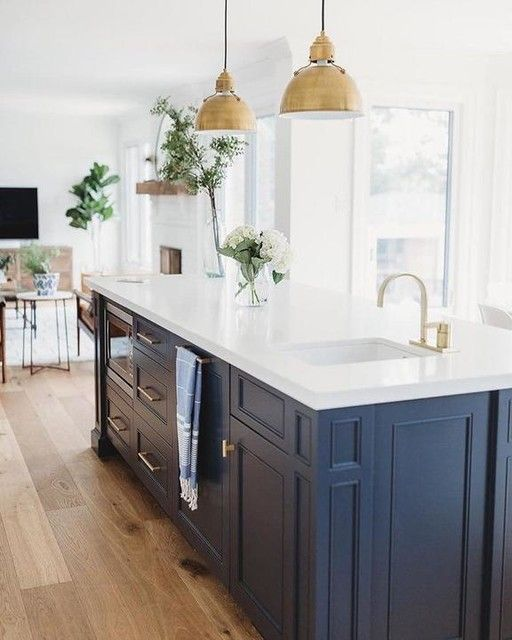 Kitchen Island Is One Such Place In Your Home That Is Very Hardly