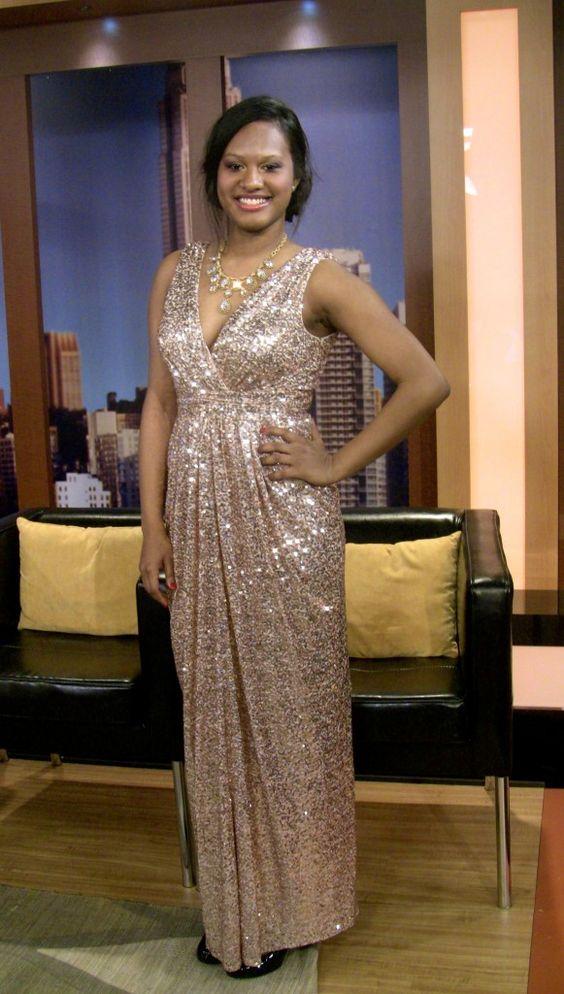 badgley mischka glitz prom dress rent the runway prom  Prom ...