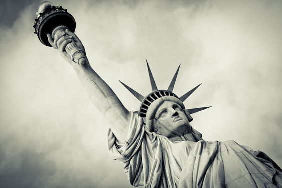 Vintage Statue of Liberty by ~r0bal on deviantART