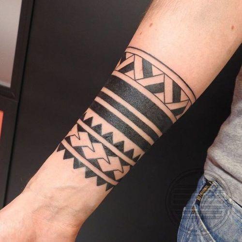 240 Tatuajes En El Antebrazo Pequenos Grandes Y Originales Tatuaje Polinesio Tatuajes Filipinos Tatuaje Maori Antebrazo