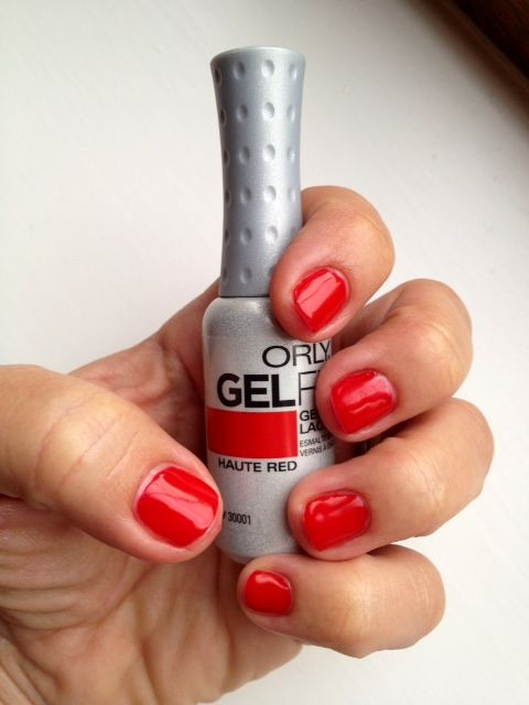 How to do a french manicure with orly gel fx