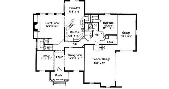Really like this floor plan