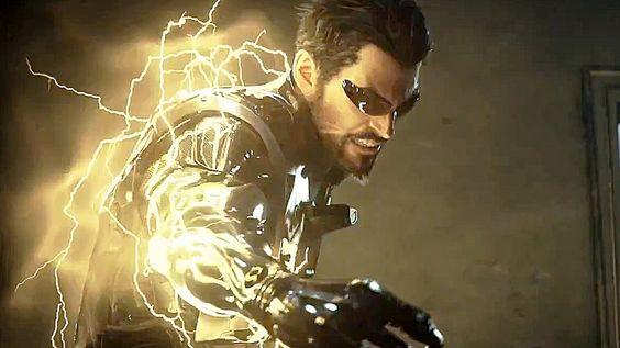 Deus Ex Mankind Divided Cinematic Trailer