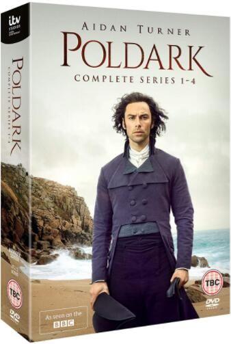 Poldark: Series 1-4 [UK Region]