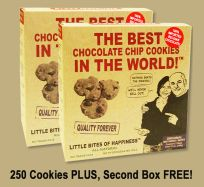 The Best Chocolate Chip Cookies in the World! | Cool Stuff | Pinterest ...