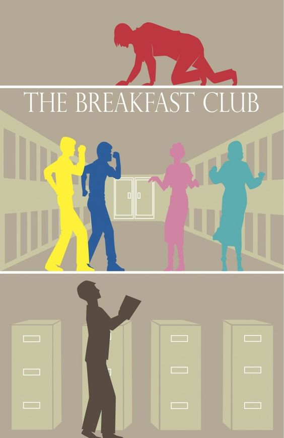 breakfast club essay poster Go behind the scenes of the breakfast club plot summary  this movie gave  birth to cliches and several thousand dorm room posters the movie was written .