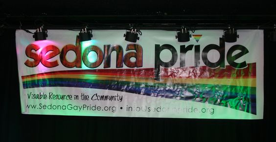 Love our large banner!
