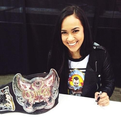 cm punk and aj lee in real life - Google Search | WWE ...